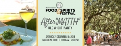 Food + Spirits Festival After Matth Party