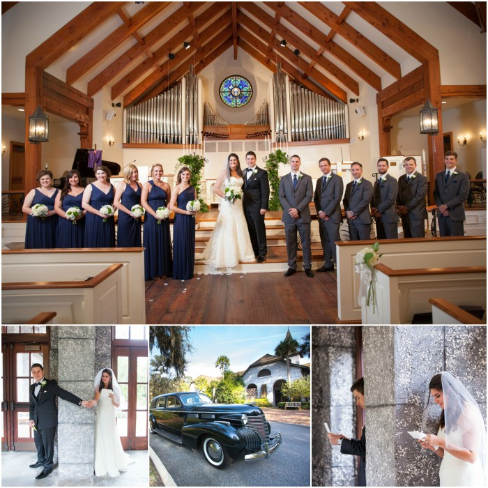 St. Simons Island Church Wedding
