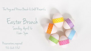 Easter Brunch 2017