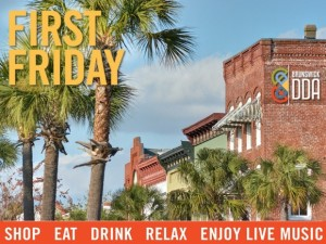 First Friday in Brunswick