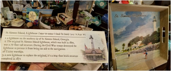 St. Simons Island Lighthouse Gifts