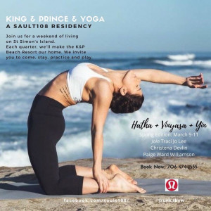 St. Simons Island Yoga Retreat