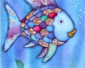 Rainbow Fish at The Tinted Tide