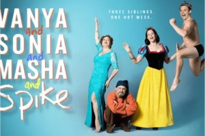 Vonya and Sonia and Masha and Spike