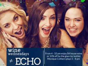 ECHO Wine Wednesdays