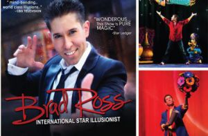 Brad Ross Illusionist