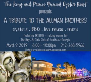 Oyster Roast and Allman Brothers Tribute