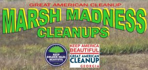 Marsh Madness Cleanups