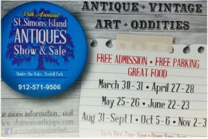 St. Simons Island Antique Show