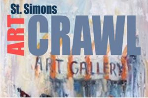 St. Simons Art Crawl