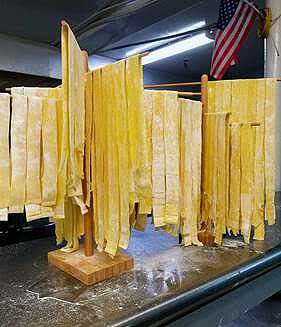Housemade Pappardelle