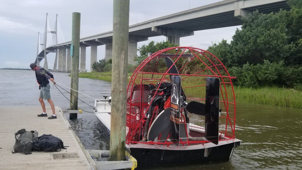 Island Airboat Tours