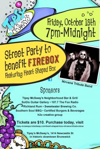 Firebox Street Party