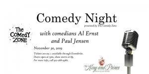 Comedy Night at The King and Prince Resort