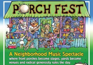 Brunswick Porch Fest