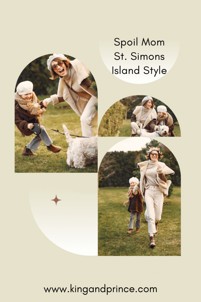 St Simons Island Mother's Day ideas