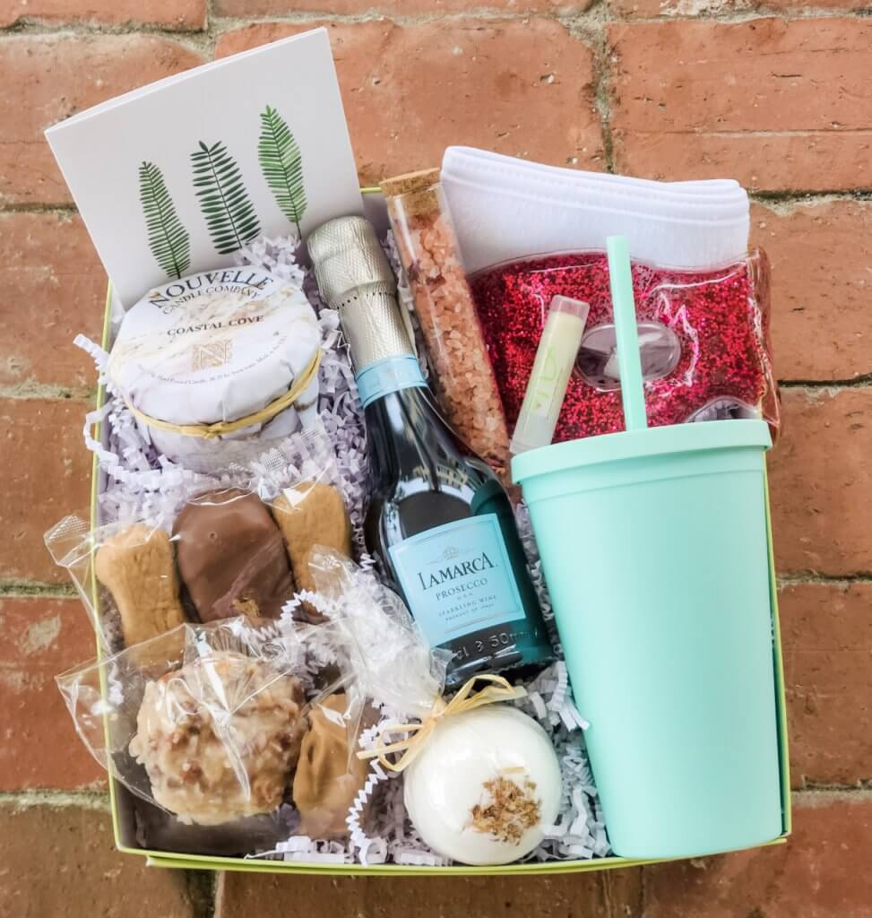 Mother's Day Gift Box at The King and Prince Resort