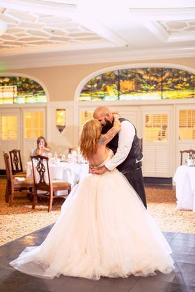 First Dance at The King and Prince Resort